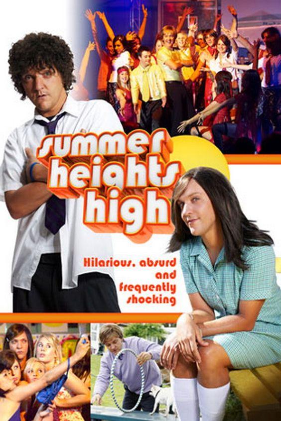 Summer Heights High Font