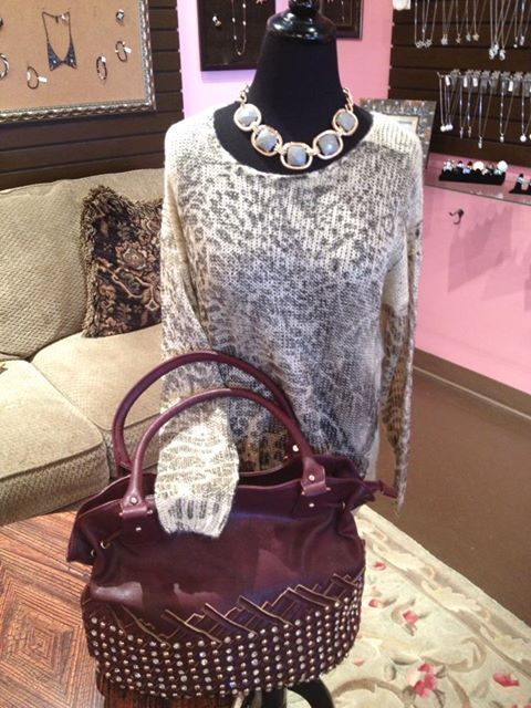 Fall into fall with this outfit! #SpoiledGirl #boutique #womens #fall #fashion