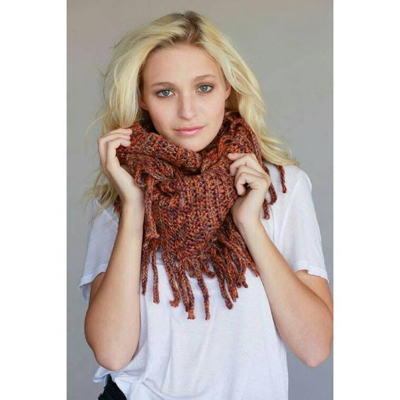 """What a great time of year to accessorize your outfit with a scarf. These infinity scarves will help you do just that bso many wonderful colors to choose…"""