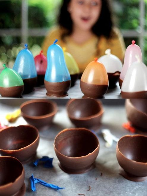 chocolate cups    bestrecipes.com.au