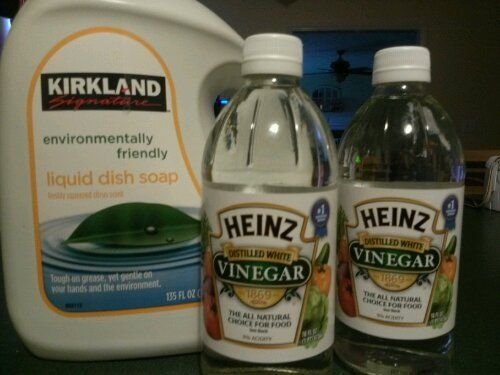 Best yet white vinegar and the o 39 jays on pinterest - Get rid weeds using vinegar ...
