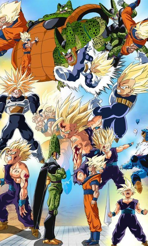 Assistir Dragon Ball Kai Todos Os Episodios Online Com Imagens
