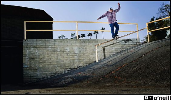 Shane O'neil With A Classy Front Feeble Grind