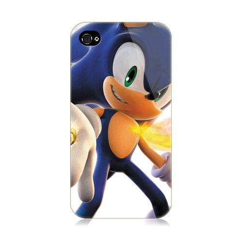 Sonic and the Secret Rings iPhone 4/4S Case
