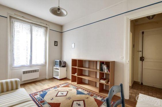 Vente Appartement 2 pièces 36,5m² Paris 14ème
