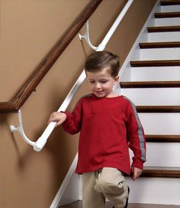 28 toddler stair handrail child proofing your home can be e