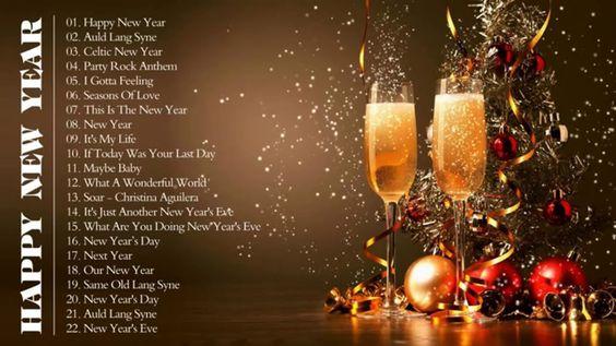 Oberen Neujahr Songs aller Zeiten - Glücklich Neujahr Songs 2016