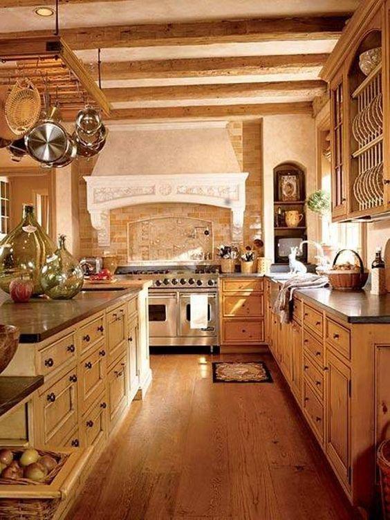 Italian Kitchen Decorating Ideas Italian Style