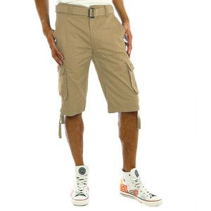 Cargo Short Khaki, $36, now featured on Fab.