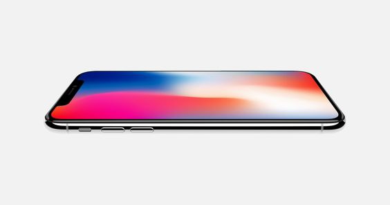 iPhoneX features a new all-screen design. FaceID, which makes your face your password. And the most powerful and smartest chip ever in a smartphone.