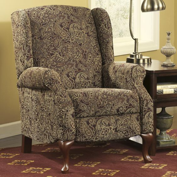 Walworth Patterned Accent Chair With Arms By Ashley