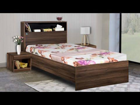 Single Bed Design With Price In Pakistan Malik Furniture Youtube Bed Design Modern Bed Design Bed Designs With Price