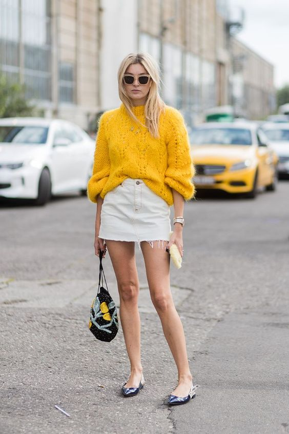 Street style trends 2018