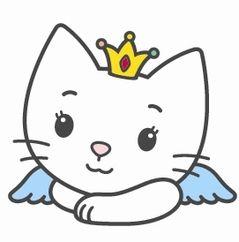 Image result for cat angel images