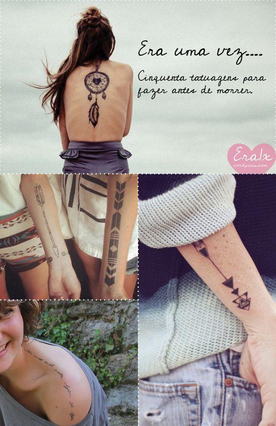 Tatuagens, femininas, fofas,