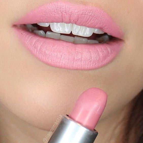 "MAC #lipstick in ""Snob"""