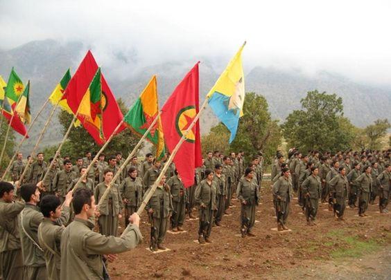 殉職した*HPGゲリラ7人の氏名が公表される。  http://Lekolin.org http://www.lekolin.net/haber-1718  @2121kobane さんより*PKKの別働隊:民族防衛軍