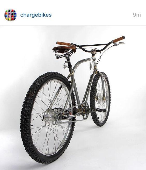 Charge Bikes Hack Derby Rig Hjoladot Pinterest Bike Stuff