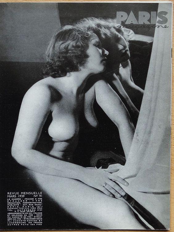 From the pages of Paris magazine 1939