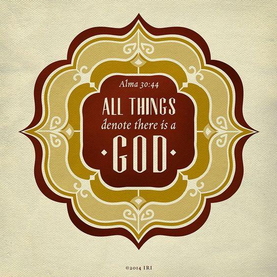 todo lo bueno viene de Dios