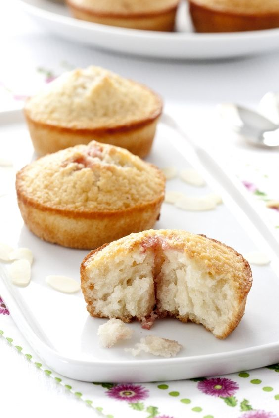 Financiers (small French cakes)