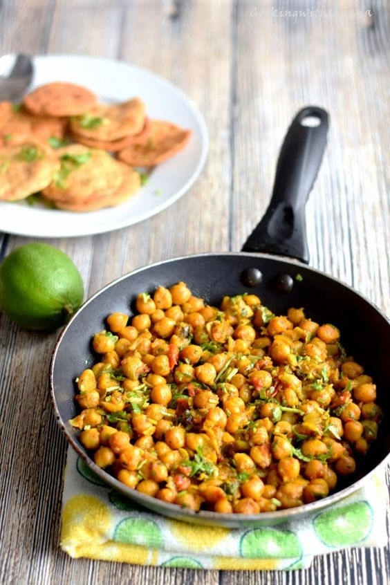 Cookingwithsapana: Tava Chole