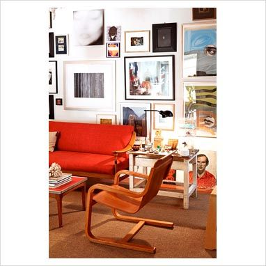 GAP Interiors - Colourful living room - Picture library specialising in Interiors, Lifestyle & Homes