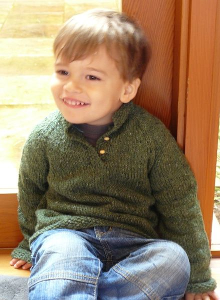 Free Knitting Patterns For Boys Sweaters : Placket No 2 by patanemichelle, via Flickr Knitting: Infants & Babies ...