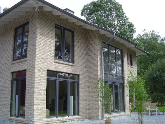 Stadtvilla klinker  Stadtvilla heller Klinker | Haus | Pinterest | Haus und Haus