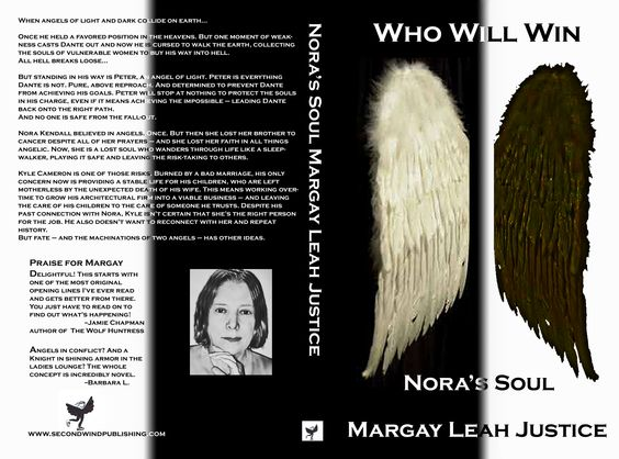 Margay Leah Justice's Nora's Soul - Original Cover 2008 Order your own cover:  http://suzettevaughn.wix.com/suzettevaughn#!author-advice--assistance/c22hz