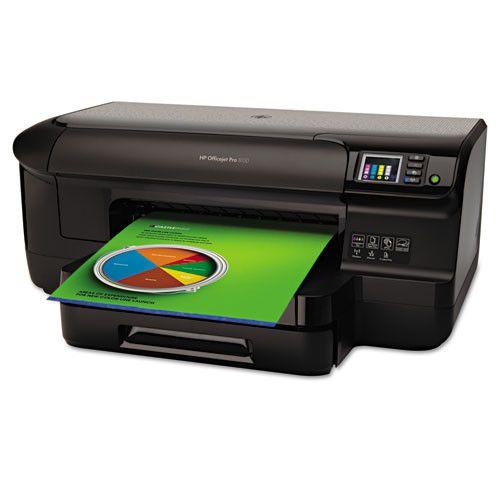 Officejet Pro 8100 Wireless Inkjet ePrinter