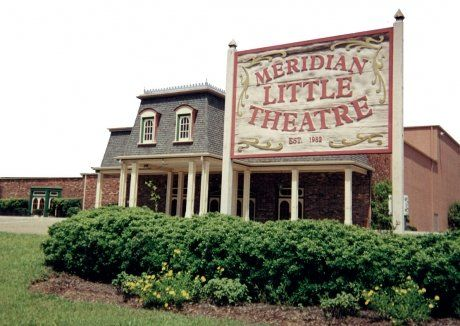 Meridian Little Theatre in Meridian Mississippi