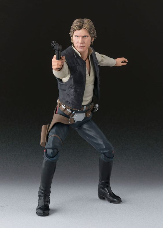 S.H. Figuarts - Han Solo (A NEW HOPE):