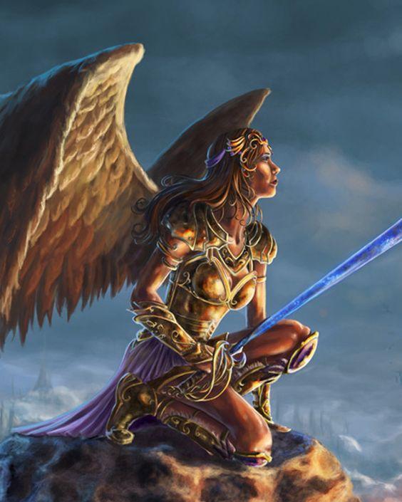 Conceptual Fantasy Inspiration Featuring Alayna