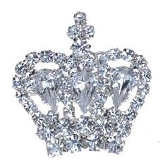 Diamond Crown Brooch. Britannia is delighted to offer this exquisite piece of jewellery. Perfect gift jewellery.  http://www.royalyachtbritannia.co.uk/shop/royal-jewellery-collection/diamond-crown-brooch/c-24/c-76/p-947