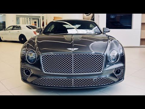 2020 Bentley Continental Gt V8 Coupe Walkaround Cold Start 6 000 Rotating Display In 2020 Bentley Continental Bentley Continental Gt Bentley Continental Gt V8