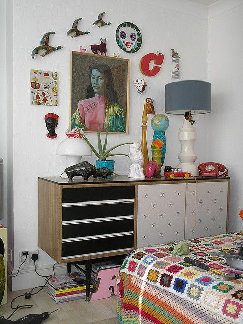 50`s sideboard by Casper James