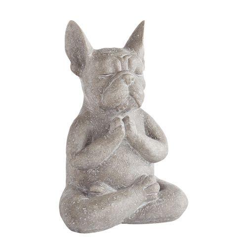 Modern French Bulldog Yoga Dog Statue Yoga Dog Statue Dog Statue Dog Yoga