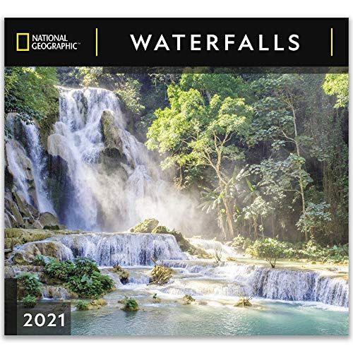 Read Download National Geographic Waterfalls 2021 Wall Calendar Free Epub Mobi Ebooks Waterfall National Geographic Wall Calendar
