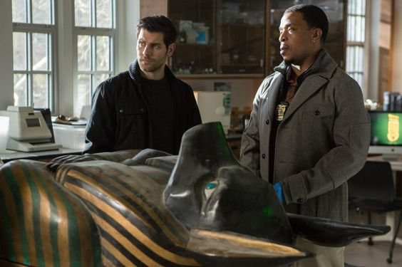 """Grimm """"Once We Were Gods"""" S3EP15"""