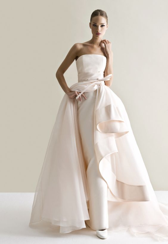 bold and modern antonio riva wedding dresses creative