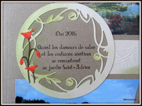Jardin St Adrien 2016 Costumes Venitiens 1 Le Scrap Europeen
