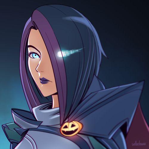 Spooky Fiora