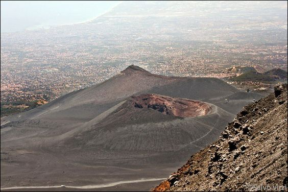 Mount Etna, Sicily: Pequeño Paseo, Mount Etna, Walk Through, Beautiful Sicily, Etna Sicily, By, Awesome Nature, My Little, World