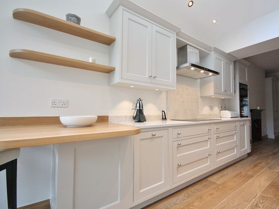 Best Bespoke Kitchens White Style And Bespoke On Pinterest 400 x 300