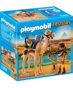 PRE-VENTA PLAYMOBIL ® 5389 SOLDADO EGIPCIO CON CAMELLO