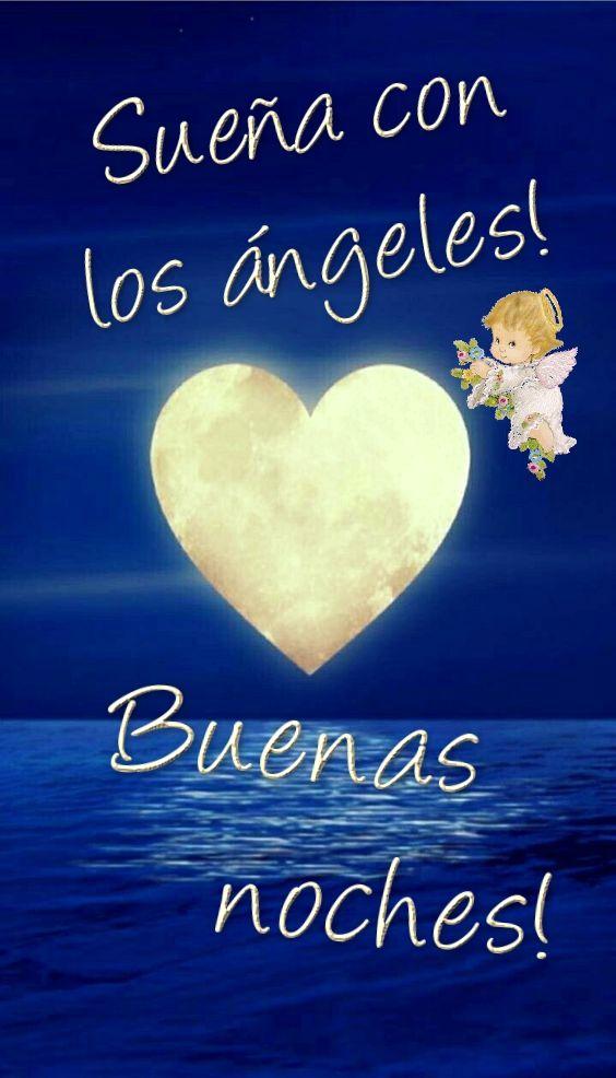 Sueña Con Los ángeles Buenas Noches Mensajes De Feliz