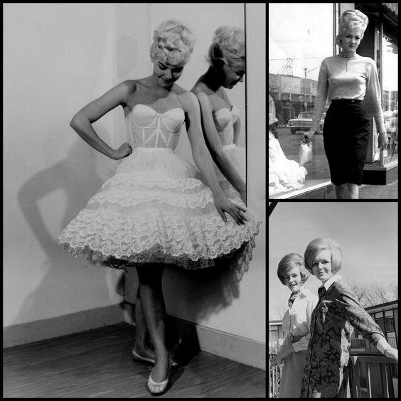 60s style Queens.