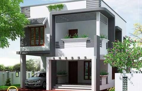 Image Result For Normal House Front Elevation Designs 2