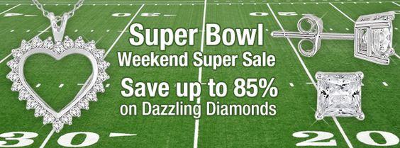 Super Bowl Super Sale